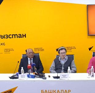 Отказ от прививок обсудили в МПЦ Sputnik Кыргызстан