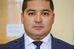 Архивное фото помощника вице-премьера Темира Джумакадырова Нурлана Джамгырчиева