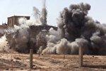 Взрыв в Сирии. Архивное фото