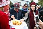 Делегация культурных деятелей и артистов из Узбекистана прибыла в Ош