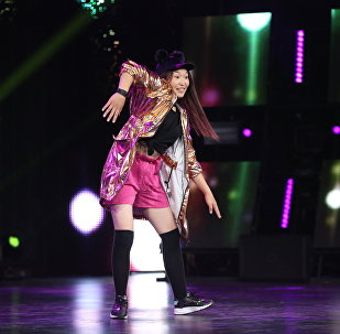 Участница международного шоу Ты супер! Танцы из Кыргызстана Нуриза Кочкомбай кызы