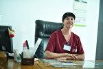 Врач-гинеколог Милявша Гильманова в своем кабинете
