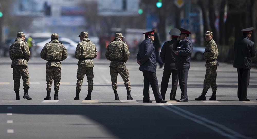 ВКиргизии простились спогибшим вДТП вице-премьером