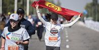 Бишкекте бүгүн, 8-октябрда Күз Деми - 2017 аттуу жарым марафон болуп өттү