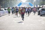 Жарым марафон. Архивдик сүрөт