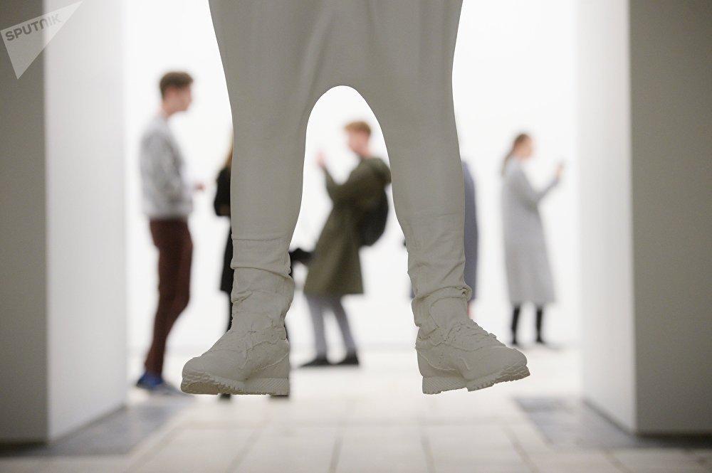 Выставка Даниэля Аршама Архитектура в движении