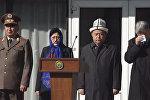 Я видел в Джумакадырове будущего президента — речь Атамбаева на панихиде