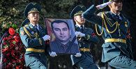 Панихида по погибшему в ДТП вице-премьер-министру КР Темиру Джумакадырову. Архивное фото