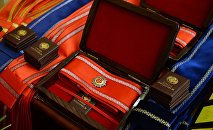 Данк ордени. Архивдик сүрөт