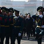 Жумакадыровдун тажиясына Алмазбек Атамбаев баштаган аткаминерлер келди