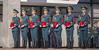Вице-премьер Темир Жумакадыров менен коштошуу зыйнаты