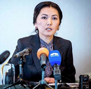 Депутат Аида Салянованын архивдик сүрөтү