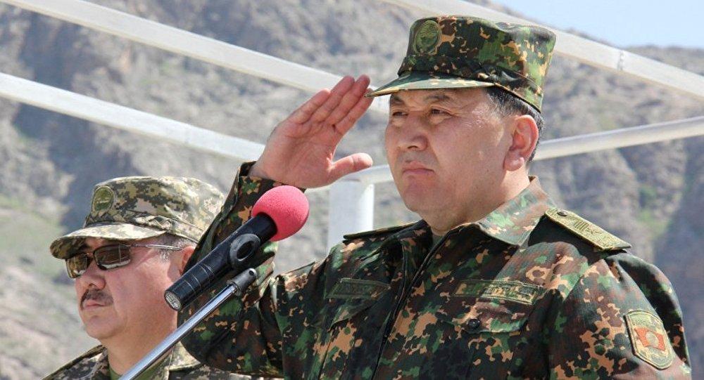 Бывший первый заместитель председателя ГКНБ Марат Иманкулов