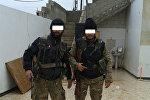 Сотрудники Госкомитета национальной безопасности КР задержали гражданина Кыргызстана по подозрению в подготовке и совершении терактов