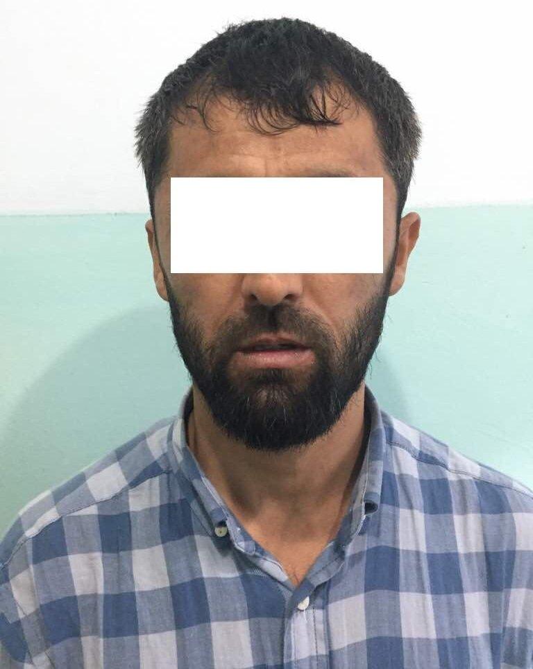 Задержанный по подозрению в подготовке и совершении терактов