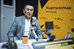 Жакында эле Маданият, маалымат жана туризм министрлиги уюштурган Kyrgyz Tourism Awards сыйлыгында Марат Данилов