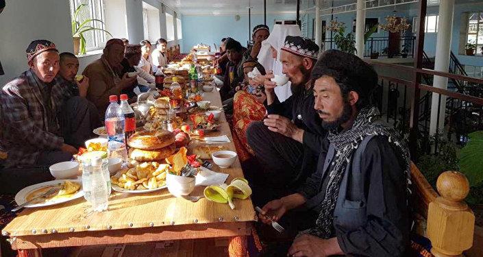 Шесть семей этнических кыргызов приехали в Нарынскую область
