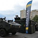 Выставка Оружие и безопасность-2017 в Киеве