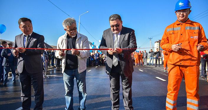 Общая длина нового сооружения — 54 метра, а ширина — 14