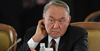 Казакстандын биринчи президенти Нурсултан Назарбаев. Архив