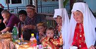 Как выглядят памирские кыргызы, вернувшиеся на родину, — видео