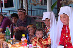 Туз буйруп Ала-Тоосуна кайткан Памир кыргыздары. Көчүп келе жаткандагы видео