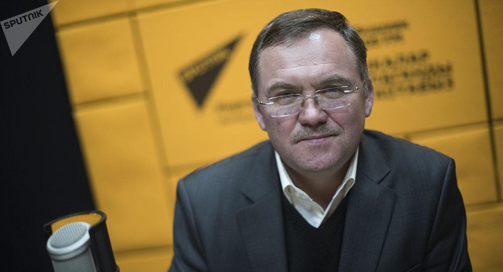 Исполнительный директор ADRA Кыргызстан Игорь Литвинов