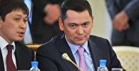 Лидер партии Республика – Ата-Журт Омурбек Бабанов. Архивное фото