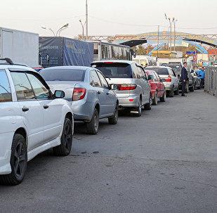 Кыргызстан менен Казакстандын чек арасындагы абал