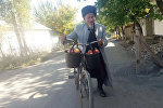 Баткендин Кара-Булак айылынын тургуну Алихан Эгембердиев 1 гектар алма багынан 15 тоннадай түшүм жыйнайт.