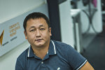 Жаш режиссер, актер, сценарист Бакыт Осмонканов