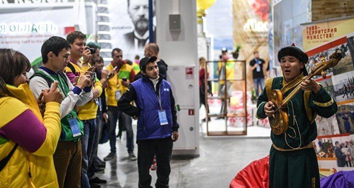 В преддверии открытия XIX Всемирного фестиваля молодежи и студенчества