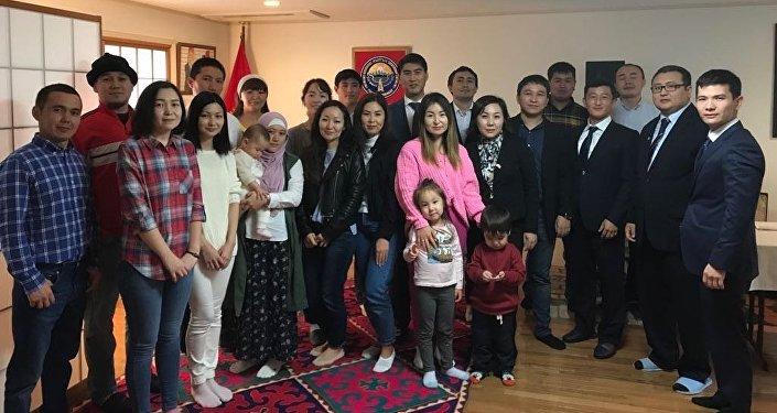 Ход выборов президента Кыргызстана в Екатеринбурге