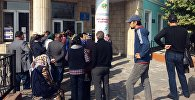 Ход выборов президента Кыргызстана в избирательном участке №5278 в Оше