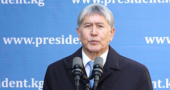 Такой помощи не надо — Атамбаев высказался о $100 млн от Казахстана