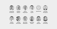 Предварительные итоги выборов в Кыргызстане — результат подсчета голосов АСУ