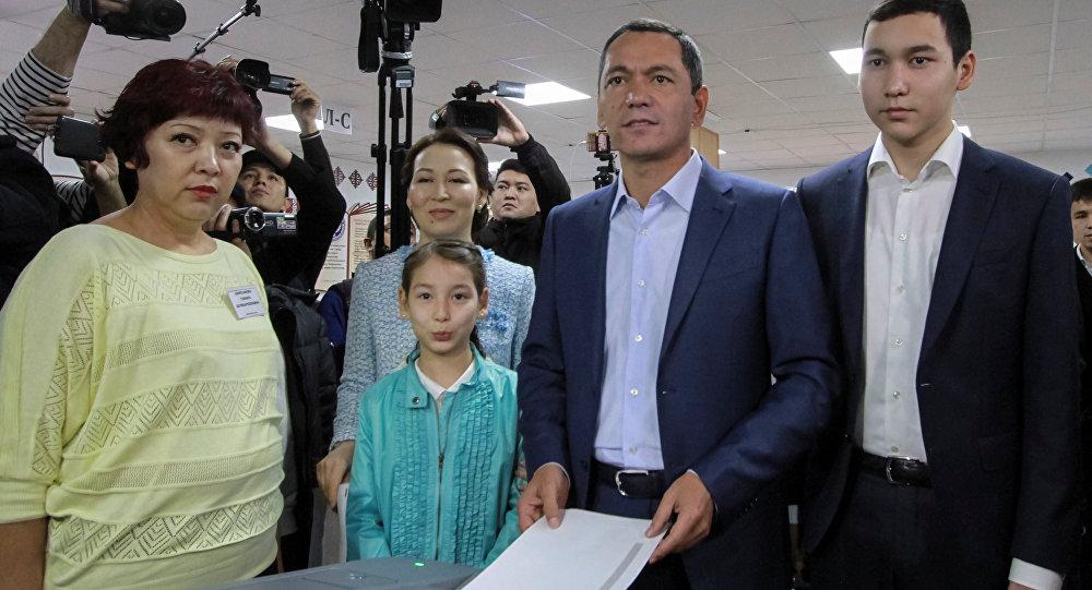 Бабановдун уулу республикалык олимпиадада 1-орунду алды