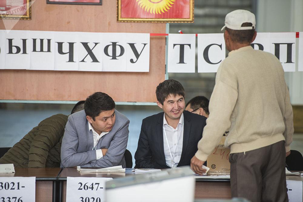 Второе место занял Омурбек Бабанов с 33,78 процента голосов