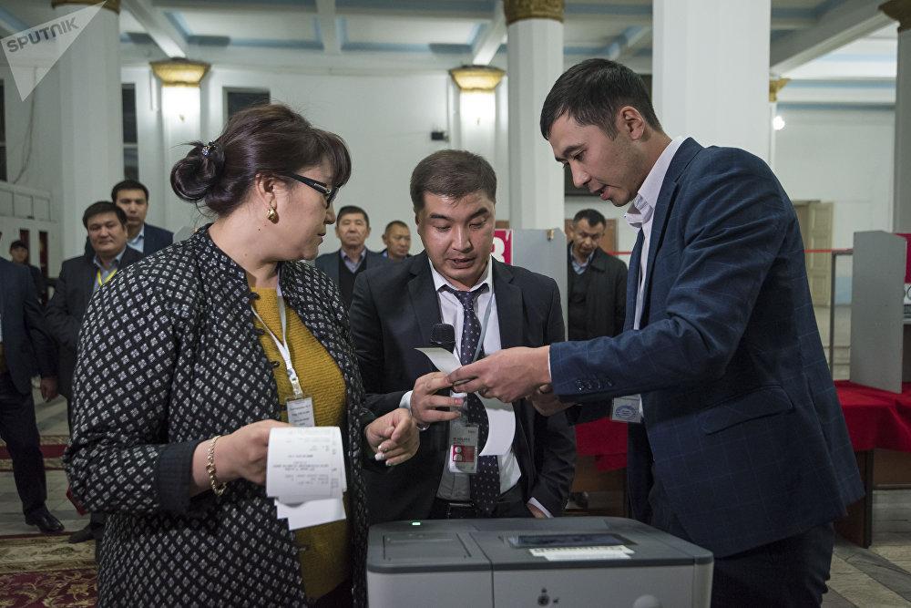 Зампред ЦИК Республики Беларусь Вадим Ипатов заявил, что в Кыргызстане за последние несколько лет прошли самые честные выборы на территории всего СНГ