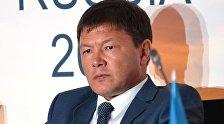 Директор Государственного агентства по делам молодежи, физической культуры и спорта при правительстве КР Канат Аманкулов