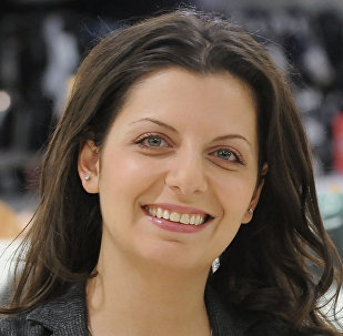 Архивное фото главного редактора канала Russia Today Маргариты Симоньян