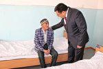 Памирден келген кыргыздар келерки жумадан тарта Нарын облустук бириктирилген ооруканасында медициналык кароодон өтө баштайт