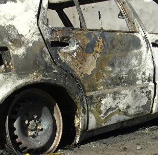 Массовые поджоги под Бишкеком — подробности от местных жителей