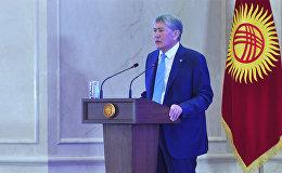 Я, наверное, был не прав, когда говорил о Назарбаеве, — видео с Атамбаевым