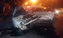 В Узгене произошло смертельное ДТП