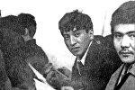 Сооронбай Жээнбековдун окуучулук убагы. Архив