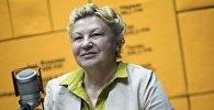 Руководитель ОО Ресурсный центр для пожилых Светлана Баштовенко. Архивное фото