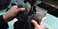 Обувная фабрика. Архивное фото