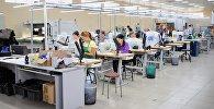 В Кыргызстане появилась фабрика, которая будет выпускать военную и специальную рабочую обувь