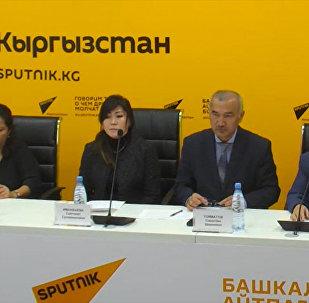 Динамику роста глазных болезней обсудили в МПЦ Sputnik Кыргызстан